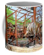 Burned But Not Forgotten Coffee Mug
