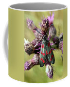 Burnett Moth Coffee Mug