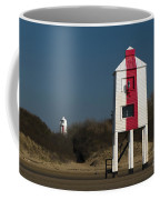 Burnham-on-sea Lighthouses Coffee Mug