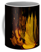 Burning Fall Coffee Mug
