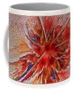 Burning Passion Of Love Coffee Mug