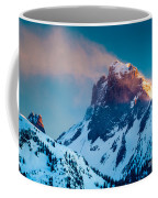 Burning Peak Coffee Mug