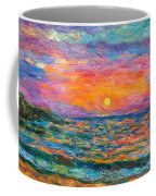 Burning Shore Coffee Mug