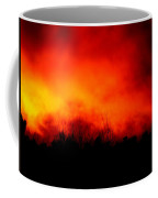 Burning Sky Coffee Mug