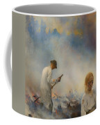Burning The Brush Coffee Mug
