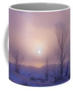 Burning Through Coffee Mug by Darren  White