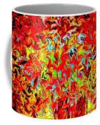 Burning Tree Coffee Mug