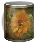 Burnished Poppy Coffee Mug