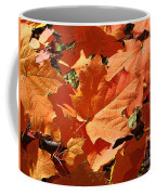 Burnt Orange Coffee Mug
