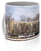 Burnt Coffee Mug
