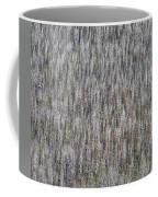 Burnt Trees Abstract II Coffee Mug