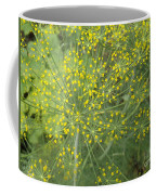 Bursting Dill Plant Coffee Mug
