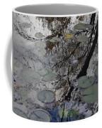 Lilies In The Pond Coffee Mug