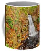 Bushkill Falls Pa Coffee Mug