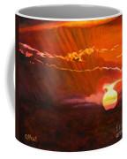 Bushveld Sunset Coffee Mug