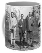 Business Leaders Play Golf Coffee Mug