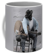 Busker With Style Coffee Mug