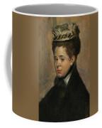Bust Of A Woman Coffee Mug