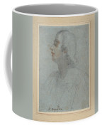 Bust Of A Youth Looking To Upper Left  Coffee Mug