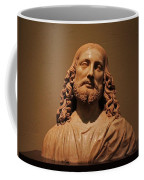 Bust Of Jesus Christ At Mfa Coffee Mug