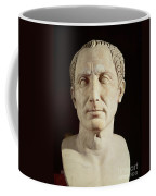 Bust Of Julius Caesar Coffee Mug