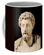 Bust Of Marcus Aurelius Coffee Mug