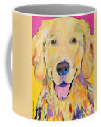 Buster Coffee Mug by Pat Saunders-White