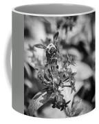 Busy Bee - Bw Coffee Mug