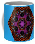 Busy  Bee Kaleidoscope Coffee Mug
