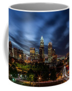 Busy Charlotte Night Coffee Mug