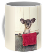 But I Don't Want A Bath Coffee Mug by Edward Fielding
