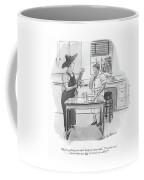 But Ingeborg Coffee Mug by Helen E. Hokinson
