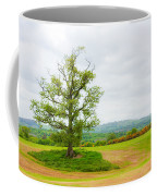But Only God Can Make A Tree Coffee Mug by Semmick Photo