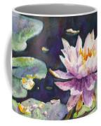 Butchart's Lily Coffee Mug