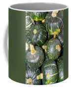 Buttercup Winter Squash On Display Coffee Mug