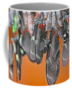 Butterflies And Cocoons Coffee Mug