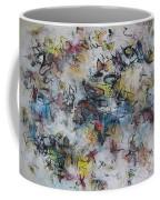 Butterflies And Dragonflies Coffee Mug