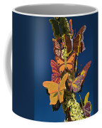 Butterflies On A 2015 Rose Parade Float 15rp047 Coffee Mug