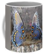 Butterfly 007 Coffee Mug