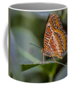 Butterfly Resplendent Coffee Mug