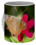 Butterfly-5288-fractal Coffee Mug