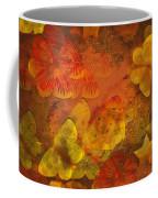Butterfly Abstract 2 Coffee Mug