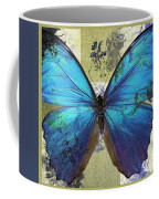 Butterfly Art - S01bfr02 Coffee Mug by Variance Collections