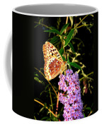 Butterfly Banquet 2 Coffee Mug by Will Borden
