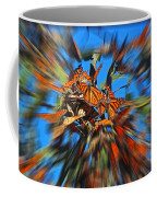 Butterfly Blast Coffee Mug