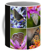 Butterfly Collage  Coffee Mug