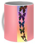 Butterfly Collage IIII Coffee Mug
