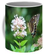 Butterfly Dining  Coffee Mug