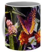 Butterfly Don't Fly Away Coffee Mug