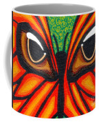 Butterfly Eyes Coffee Mug